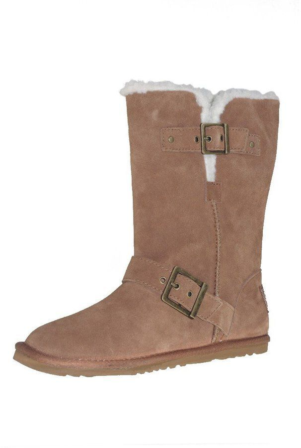 Pin for Later: The 18 Absolute Best Boots, Because Winter Is Coming Skechers Winter Boots Skechers Starship Star Shooters Winter Boots Brown (£60)