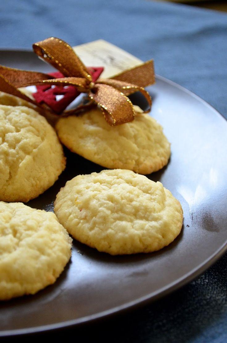 Dishing With Divya: Eggless Coconut Cookies