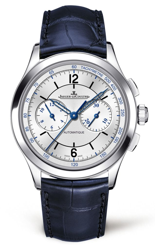 Jaeger-LeCoultre Master Control Chronograph ref. 1538530 - Perpetuelle