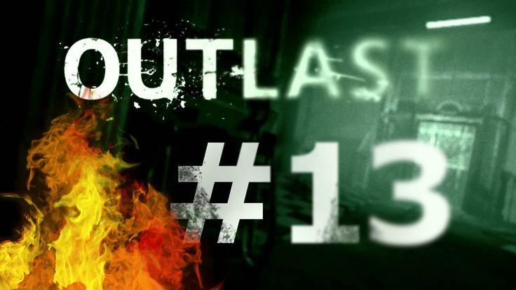 Кинотеатр безумия. Искупление огнем. [Outlast #13]