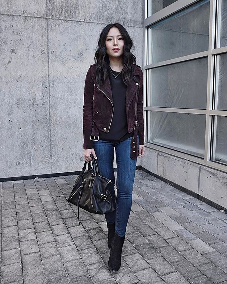 """""""Never taking my @jbrandjeans off."""" We don't blame you, @kateogata! Ask for premium denim like @agjeans @dl1961denim & @paige in your next Fix."""