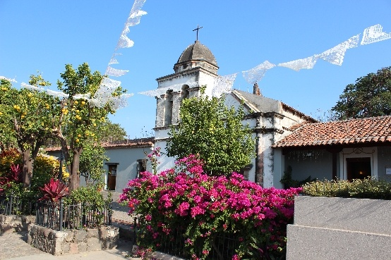 """Hacienda de Nogueras. In the authentic town of Nogueras lies the Alejandro Rangel Hidalgo museum, """"Hacienda de Nogueras.""""  This old hacienda was once a sugar cane farm and now houses the museum and a picturesque collection of hacienda estate buildings."""