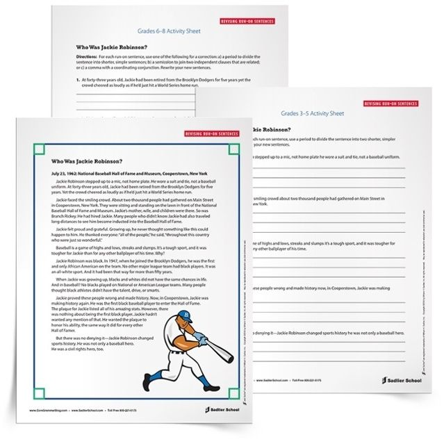 5 Tips That Will Get Students Revising Wordy Sentences Run On Sentences Sentence Correction Sentence Correction Worksheets Fixing run on sentences worksheets