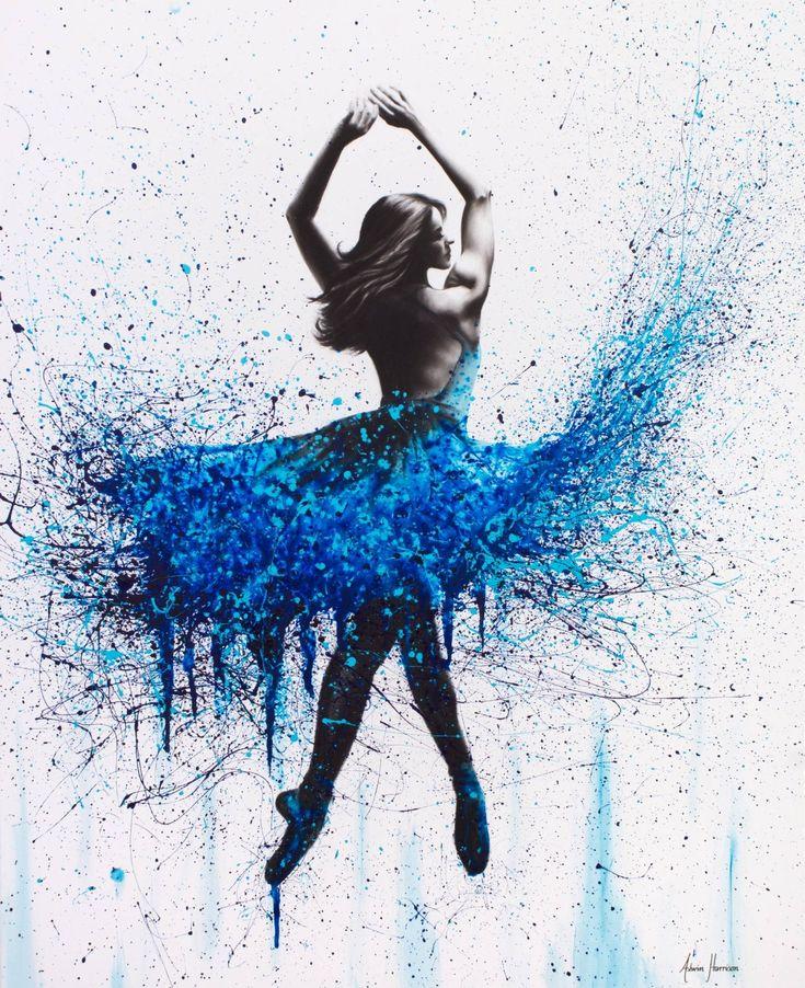 танцы в голубом картинки поэтому, планируя создать