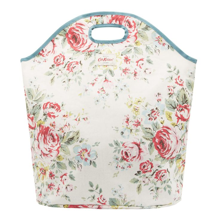 Laundry Room | Hampstead Rose Laundry Bag | CathKidston