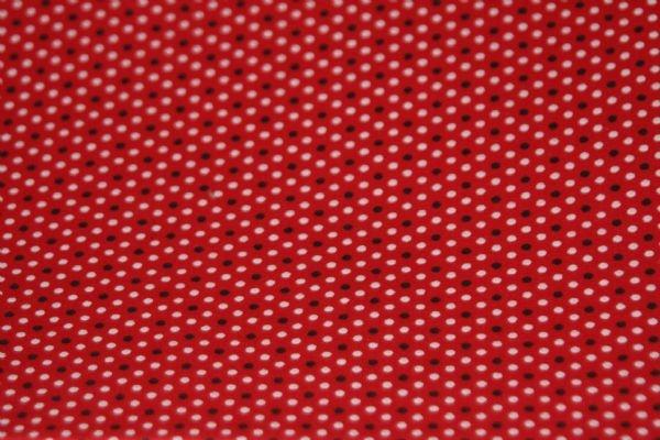 Red Shweshwe