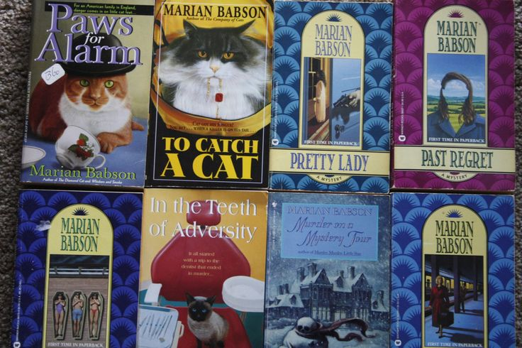 Lot of 19 Marion Babson books by TheKindLady on Etsy