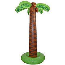 Aufblasbare Palme  ca. 160 cm