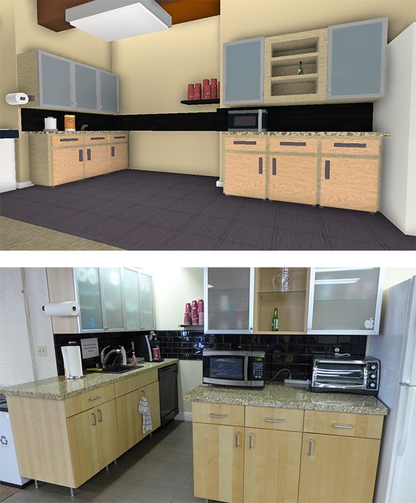 Kitchen Cabinets, Cabinet, Home