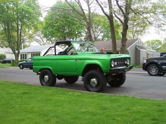 Classic early ford bronco  Timkhana