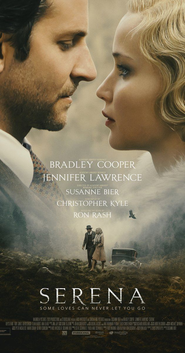 Directed by Susanne Bier.  With Bradley Cooper, Jennifer Lawrence, Sean Harris, Toby Jones. In Depression-era North Carolina, the future of George Pemberton's timber empire becomes complicated when he marries Serena.