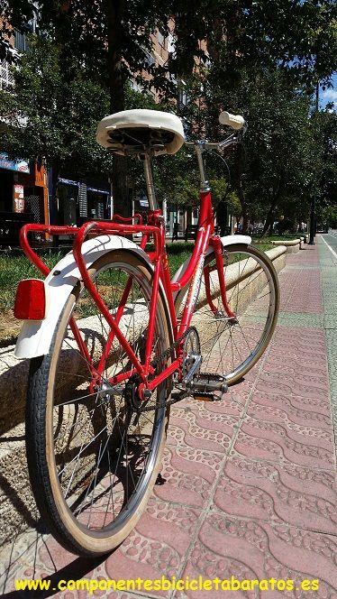 Seguimos celebrando el buen tiempo ! Hoy nos acompaña un clásico ! Bolero BH ! Propiedad de Componentes Bicicleta Baratos en Zaragoza