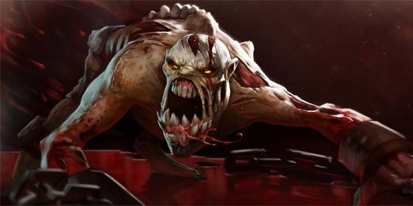 very popular at the moment - Lifestealer