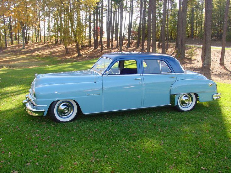 1952 dodge desoto classic cars pinterest cars publicscrutiny Gallery