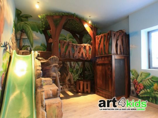 M s de 25 ideas incre bles sobre habitaci n de dinosaurios para ni os en pinterest - Habitaciones infantiles tematicas ...
