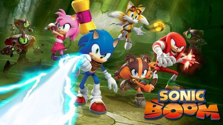 لعبة Sonic Dash 2: Sonic Boom v 1.6.0 مهكرة للاندرويد [اخر اصدار] (تحديث)   التقنية كوم
