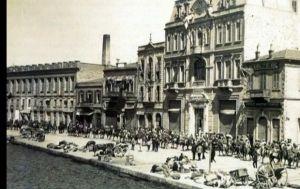 Ενα χαμένο άγνωστο φιλμ, Πρόσφυγες του 1922, Σμύρνη - Thessaloniki Arts and Culture