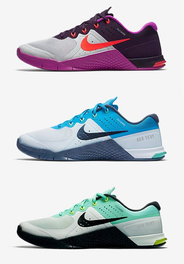 Nike Metcon 2 - shoes for lifting