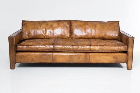 KARE Prague - Sofa Comfy Buffalo Brown