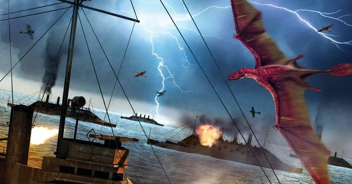 Taylor Anderson on Why He Decided to Write the Destroyermen Series