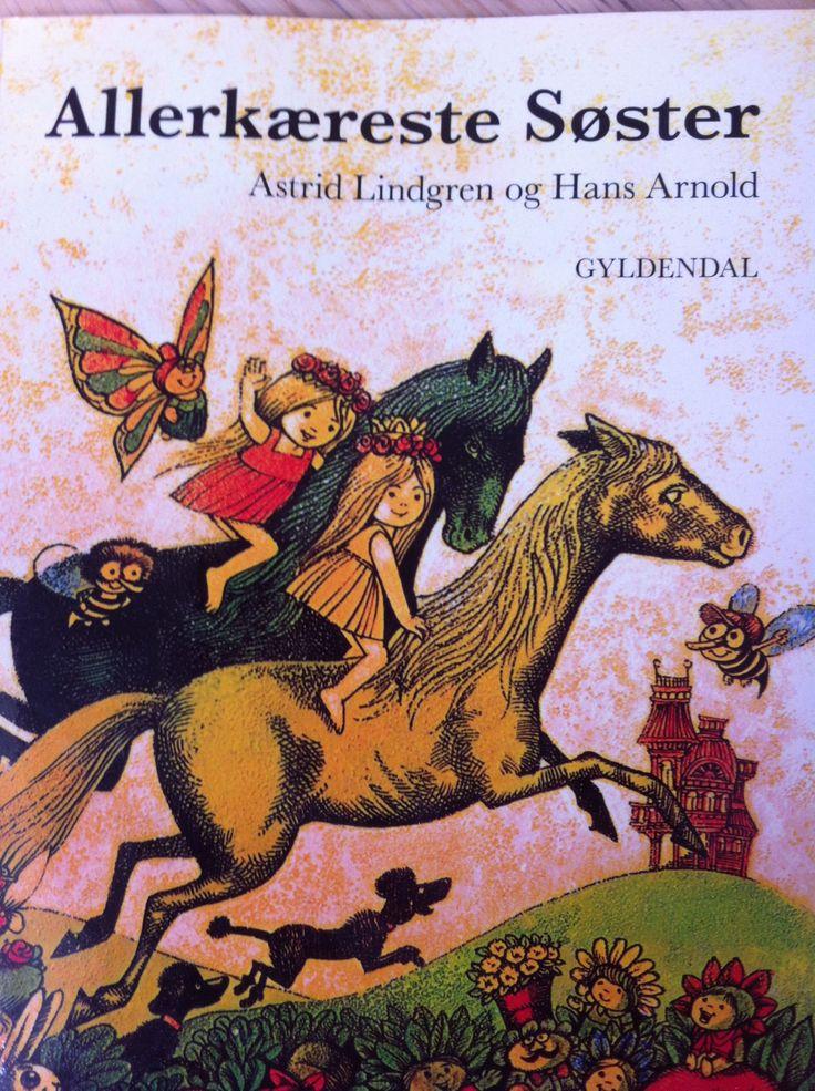 Allerkæreste søster. Astrid Lindgren