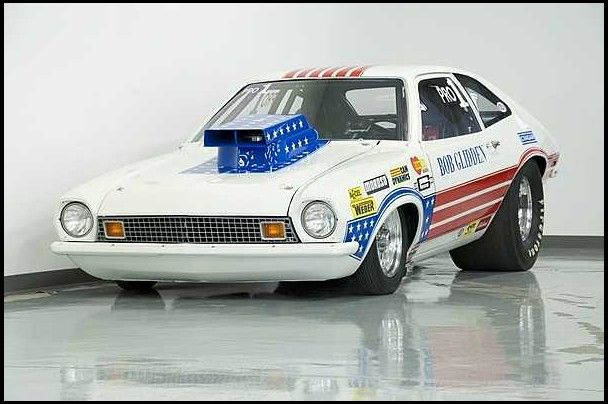One Mean Pinto! Best car for having less reliability than the bean it was named after