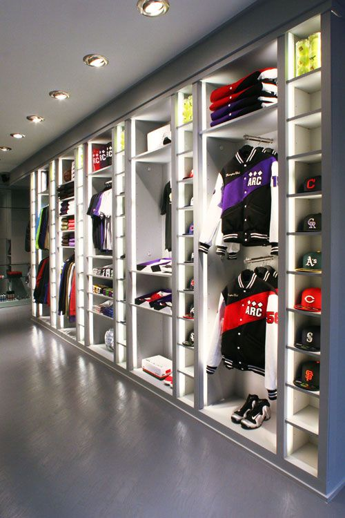 I would like to own my own sports goods store, containing shoes, letterman jackets, sports hoodies, football & basketball sportswear, snapbacks, and socks (College&Professional Sports wear)