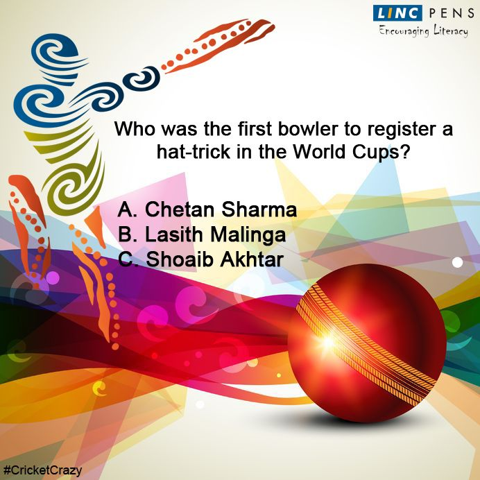 Question #13 ‪#‎CricketCrazy‬ ‪#‎WorldCup15‬