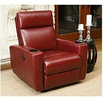 Austin Recliner Armchair - Red