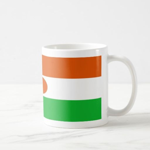 Niger Flag Coffee Mug