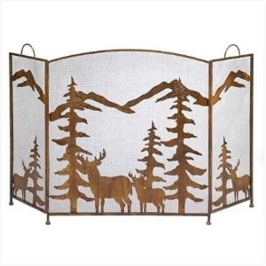 22 best Fireplace Screens for the Cabin images on Pinterest ...