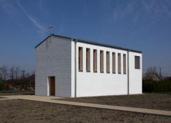 A józanság története - római katolikus templom Újrónafőn