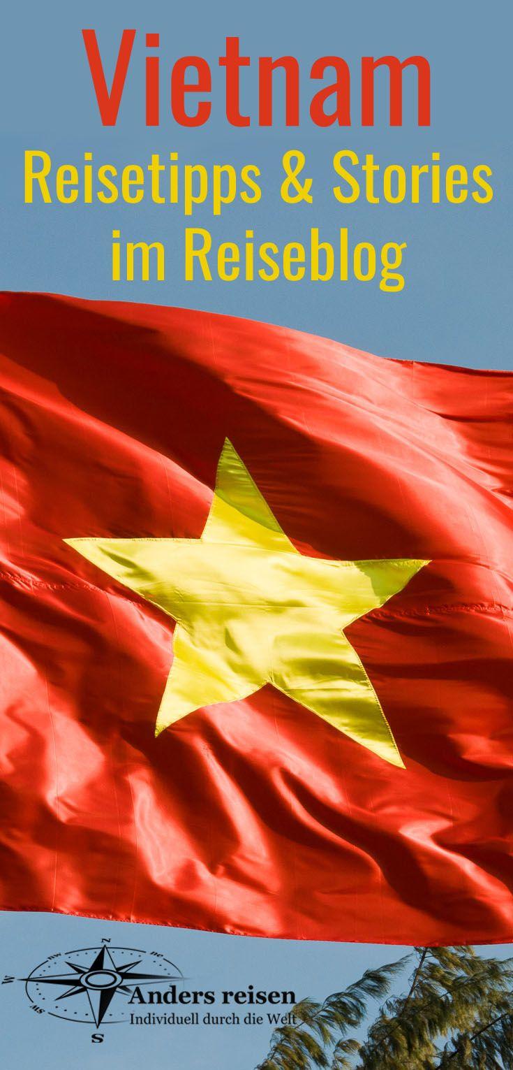 """Ein Reiseland, das mich besonders fasziniert, ist Vietnam. Reisetipps und persönliche Reiseberichte von meinen zahlreichen Reisen nach Südostasien findest Du im """"Anders reisen"""" Reiseblog."""