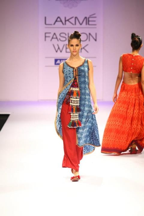 LAKME FASHION WEEK 2012