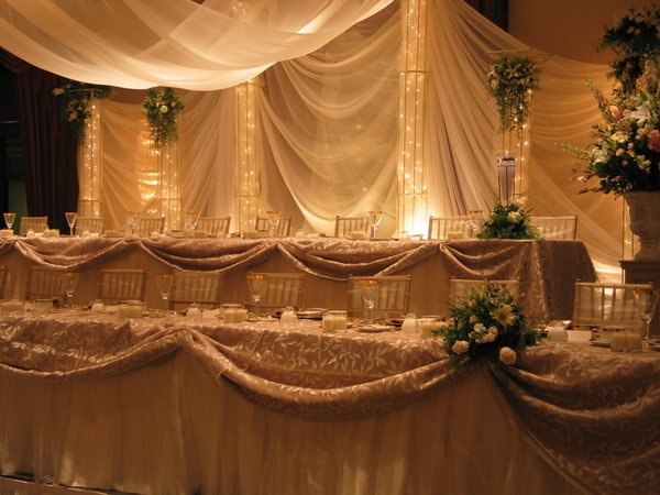 Head Table I Like The Cake Behind The Head Table So You: 13 Best * Our Head Table Ideas * Images On Pinterest