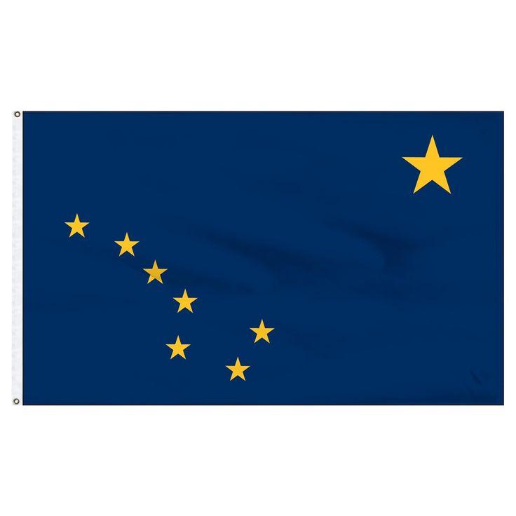 Image result for alaska flag