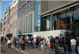 Foto zum Beitrag: Besuch im Anne Frank Haus - Amsterdam, Prinsengracht 263. Ein Bericht.