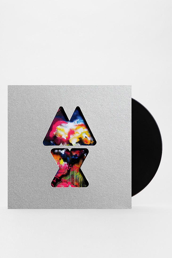 Coldplay - Mylo Xyloto LP {on my birthday list!}