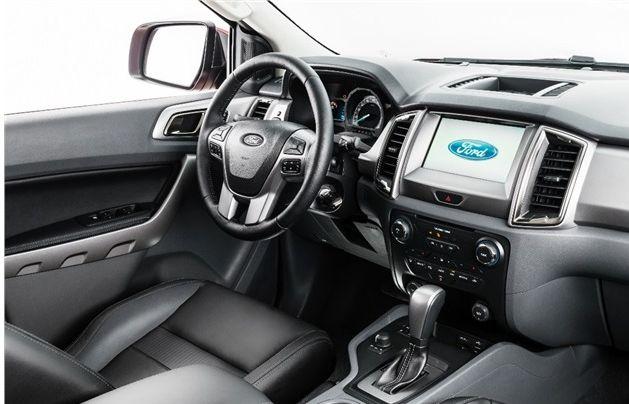 2019 Ford Ranger Interior Redesign