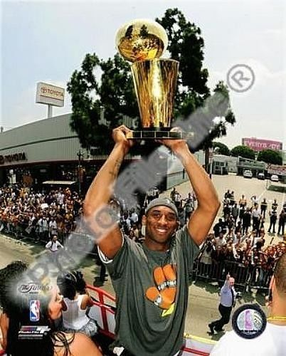 Kobe Bryant 09 2009 #NBA Finals Lakers Parade Licensed Picture Poster 8x10 Photo from $5.99
