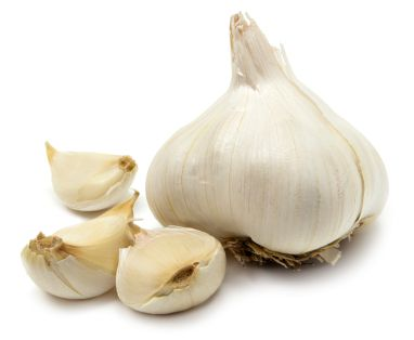 GARLIC BENEFITS: Natural antibiotic; decreases hypertension; reduces cholesterol; reduces risk of cardiovascular diseases, but it can thin your blood. Consult with your doctor if you have clotting disorders.   To learn more about the dosage visit http://w