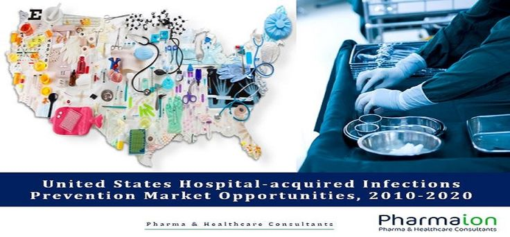 United States Hospital-acquired Infections Prevention Market to Grow at Over 7% Until 2020