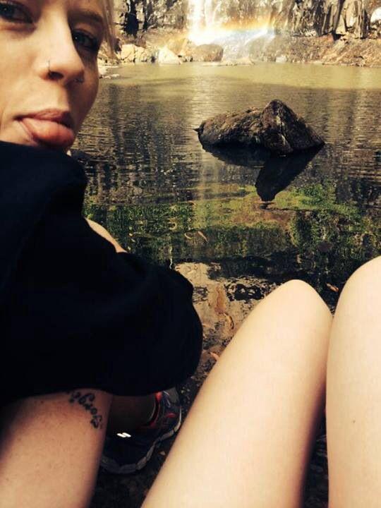 Rock and water hahaha #gay