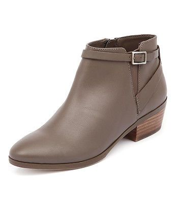 Diana Ferrari Greenacres Taupe Women Shoes Casuals Boots Ankle Boots