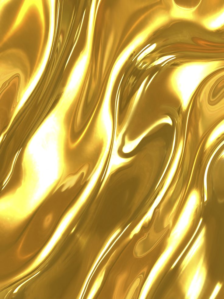 Liquid Gold Gold Background Gold Wallpaper Background