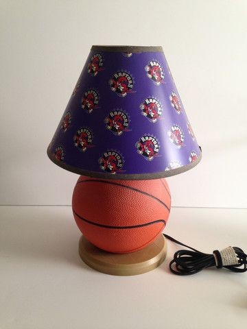 Toronto Raptors Lamp – ThingsIBuyForYouToThenBuy