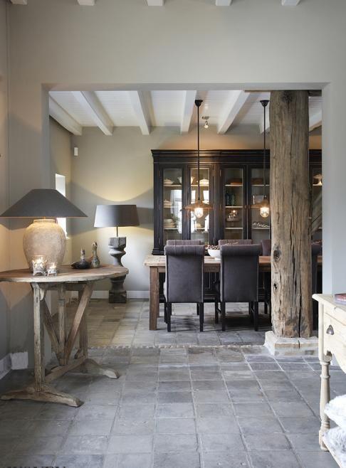 Classic Western European Interiors//