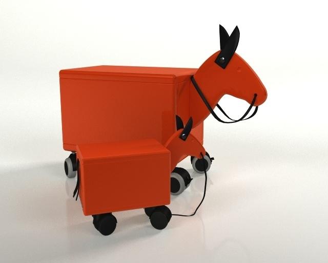 Trojansk hest fra Leka