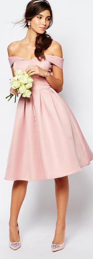 Blush Pink Homecoming Dress,Homecom