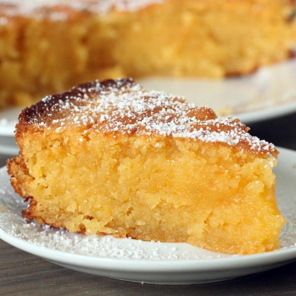 Rice Flour Orange Cake Recipes